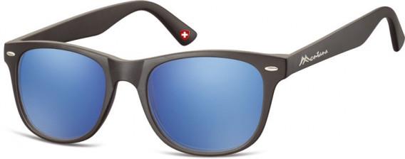 SFE-10622 sunglasses in Black/Blue