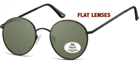 SFE-10621 sunglasses in Black/G15