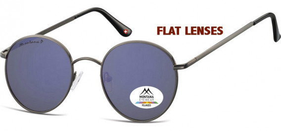 SFE-10621 sunglasses in Gunmetal/Grey Blue