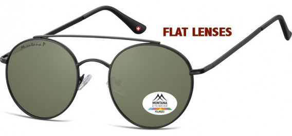 SFE-10620 sunglasses in Black/G15