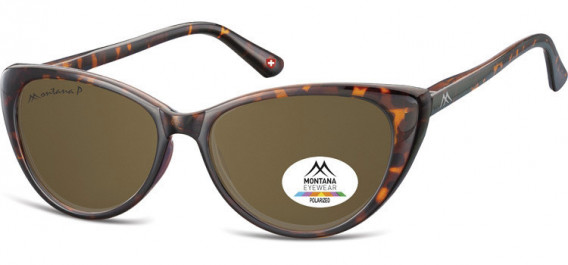 SFE-10617 sunglasses in Turtle/Brown Lenses