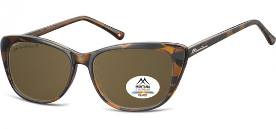 SFE-10616 sunglasses in Turtle/Brown Lenses