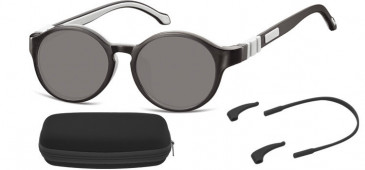 SFE-10610 kids sunglasses in Black