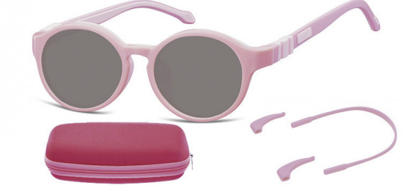 SFE-10610 kids sunglasses in Pink