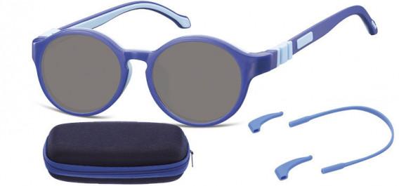 SFE-10610 kids sunglasses in Blue