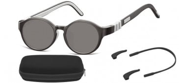 SFE-10609 kids sunglasses in Black