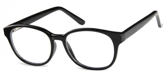 SFE-10599 kids glasses in Shiny Black