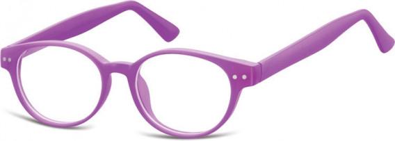 SFE-10605 kids glasses in Matt Purple