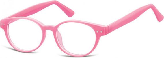 SFE-10605 kids glasses in Matt Hot Pink