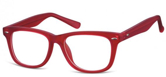 SFE-10604 kids glasses in Matt Red