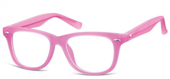 SFE-10604 kids glasses in Matt Hot Pink