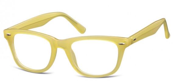 SFE-10603 kids glasses in Milky Yellow