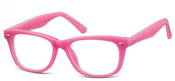SFE-10603 kids glasses in Milky Pink