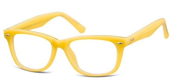 SFE-10603 kids glasses in Milky Light Yellow