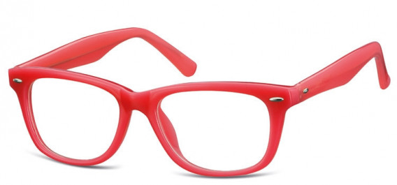 SFE-10603 kids glasses in Milky Light Red