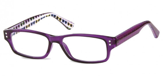 SFE-10602 kids glasses in Clear Pink