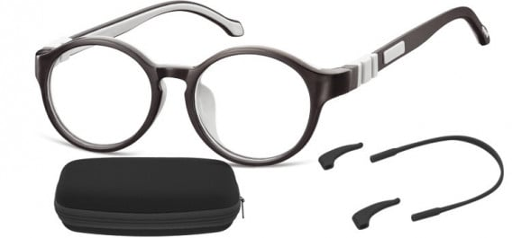SFE-10597 kids glasses in Black