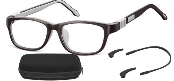 SFE-10595 kids glasses in Black