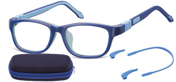 SFE-10595 kids glasses in Blue