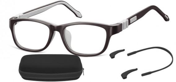 SFE-10594 kids glasses in Black