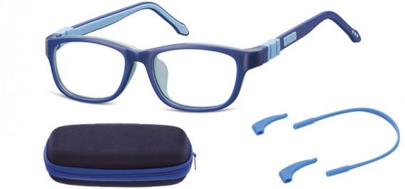 SFE-10594 kids glasses in Blue