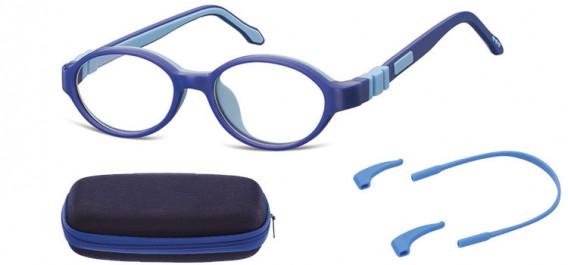 SFE-10592 kids glasses in Blue
