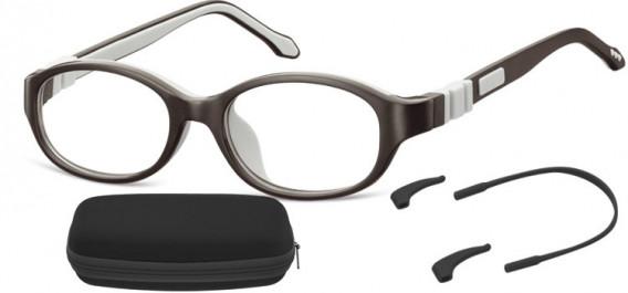 SFE-10591 kids glasses in Black