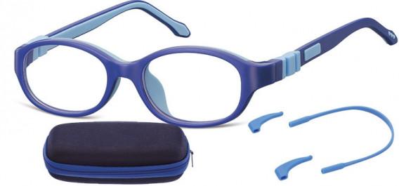SFE-10591 kids glasses in Blue