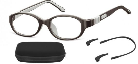 SFE-10590 kids glasses in Black