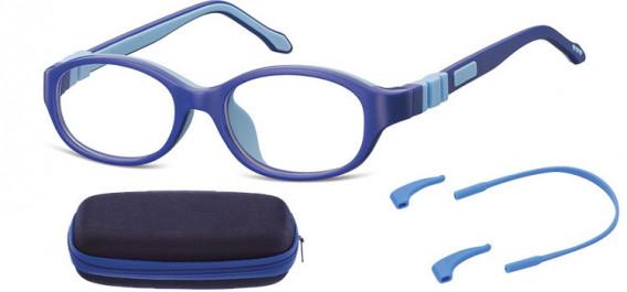 SFE-10590 kids glasses in Blue