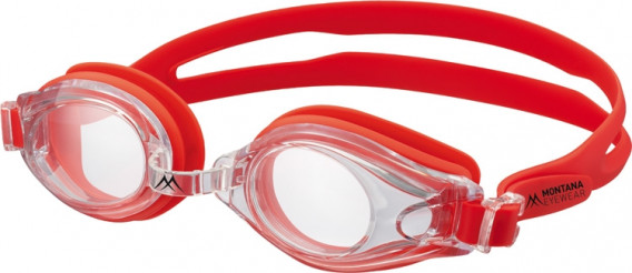 SFE-10640 swimming goggles in Red