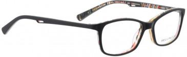 Bellinger EASY-980 Glasses in Matt Black/Multi Color