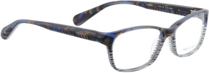 Bellinger CRYSTAL-299 Glasses in Brown Matt