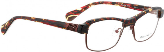 BELLINGER BOUNCE-JFK-1 glasses in Red Tortoise