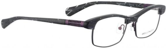 BELLINGER BOUNCE-JFK-6 glasses in Black/Grey