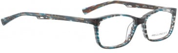 BELLINGER EASY glasses in Blue Pattern