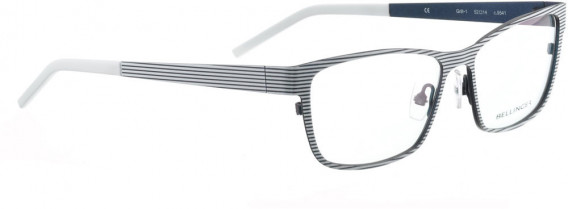 BELLINGER GRILL-1 glasses in Silver Grey