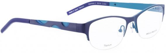 BELLINGER NEWMOON-2 glasses in Blue