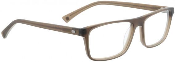 ENTOURAGE OF 7 BRADLEY glasses in Milky Brown