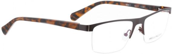 BELLINGER DEXTER-1 glasses in Brown