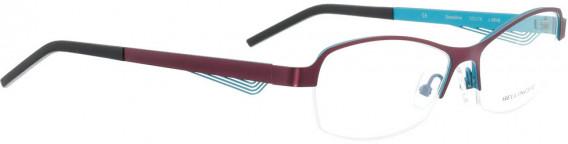 BELLINGER SPEEDLINE glasses in Burgundy