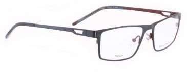BELLINGER VIKING-1 glasses in Dark Grey Pearl