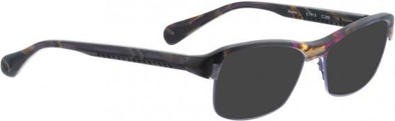 BELLINGER ALEXIS sunglasses in Brown/Purple Pattern