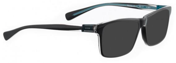 BELLINGER BOUNCE-11 sunglasses in Black/Blue