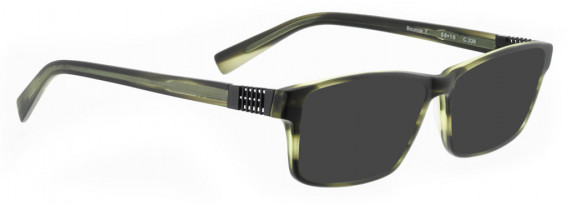BELLINGER BOUNCE-7 sunglasses in Green