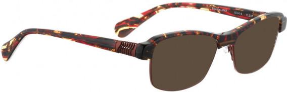 BELLINGER BOUNCE-JFK-1 sunglasses in Red Tortoise