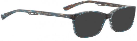 BELLINGER EASY sunglasses in Blue Pattern