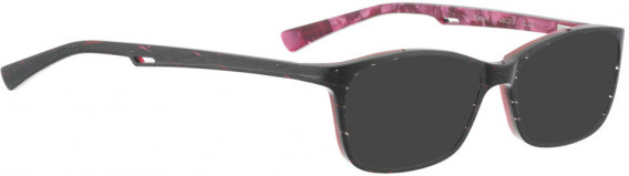 BELLINGER EASY sunglasses in Black Pink Pattern