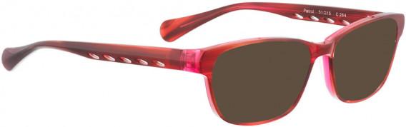 BELLINGER PATROL sunglasses in Red