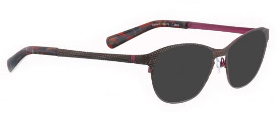 BELLINGER STELLA-1 sunglasses in Brown